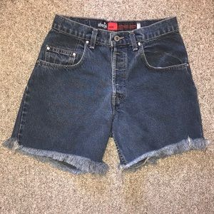 Vintage 90s Levi's SilverTab shorts